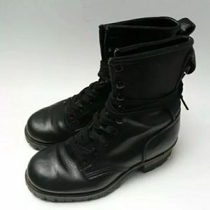 Frye Logger Boots Size 6.5